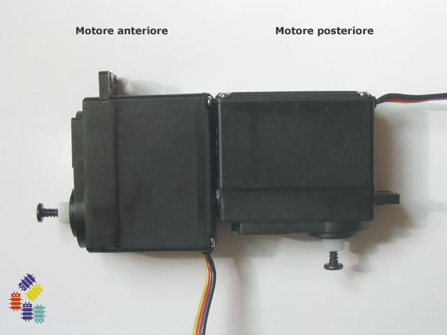 Struttura bobebo aka insetto robot hacklab terni for Porta batteria 9v